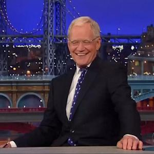 David Letterman Signed Off In Star-Studded Fashion Last Night