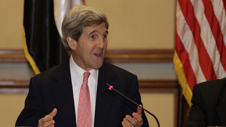 Kerry: Egypt needs political, economic viability