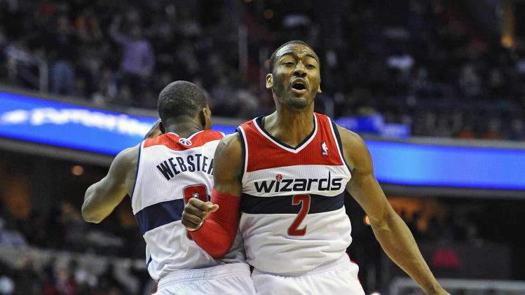 NBA: Brooklyn Nets at Washington Wizards