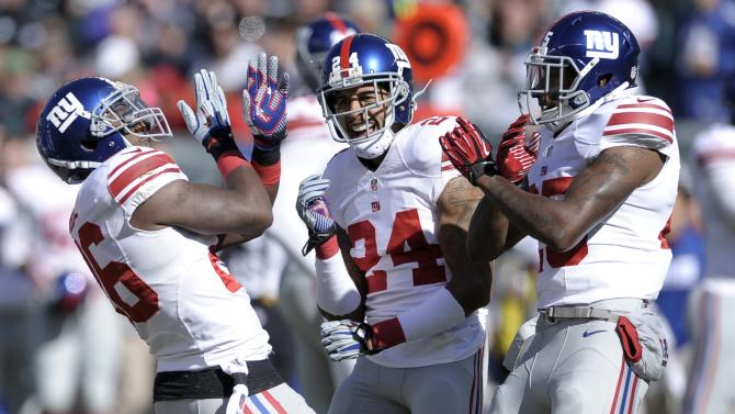 Believe or it not, Giants in NFC East playoff race