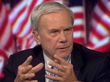 Brokaw: 'No One Has Plan' for Creating Jobs