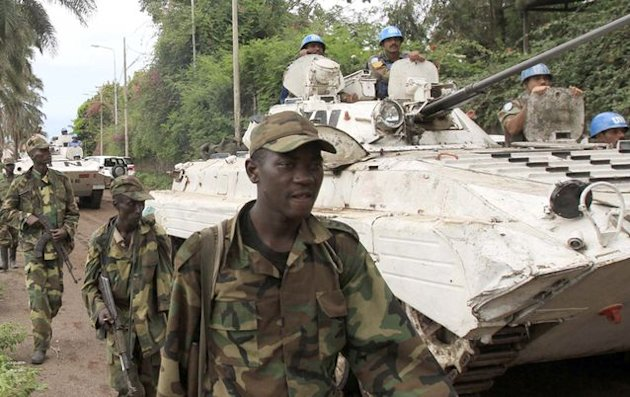 Congolese rebels take control of Goma