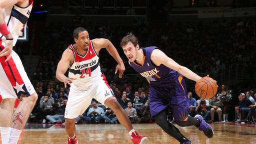 Dragic, Bledsoe help Suns top Wizards 99-93