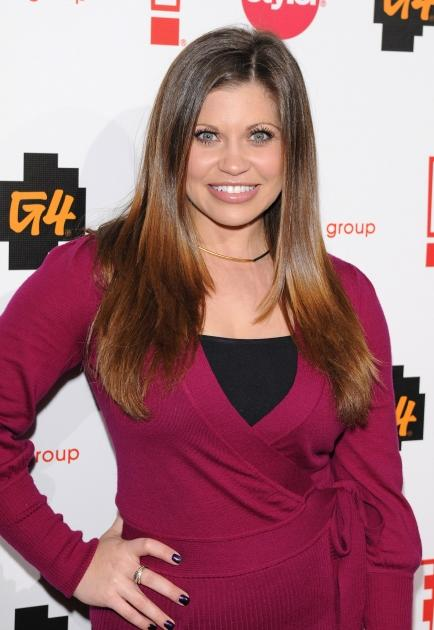Danielle Fishel attends the Comcast Entertainment Group Television Critics Association Cocktail Reception at The Langham Huntington Hotel and Spa on January 5, 2011 in Pasadena -- Getty Premium
