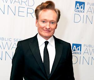 Conan O'Brien Congratulates Jimmy Fallon on Hosting The Tonight Show, Avoids Discussing Jay Leno