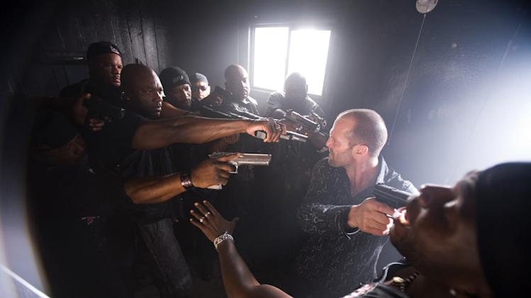 The Varied Career of Jason Statham 2011 Gallery Crank