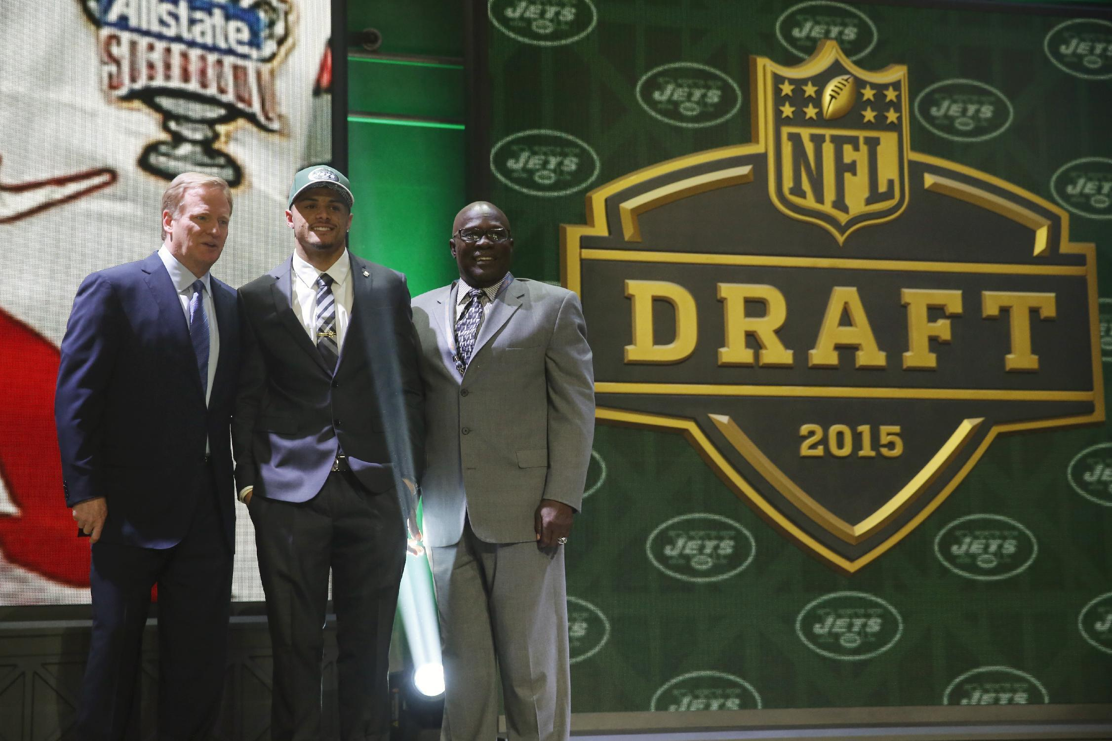 Jets take Devin Smith, Lorenzo Mauldin on draft's 2nd day