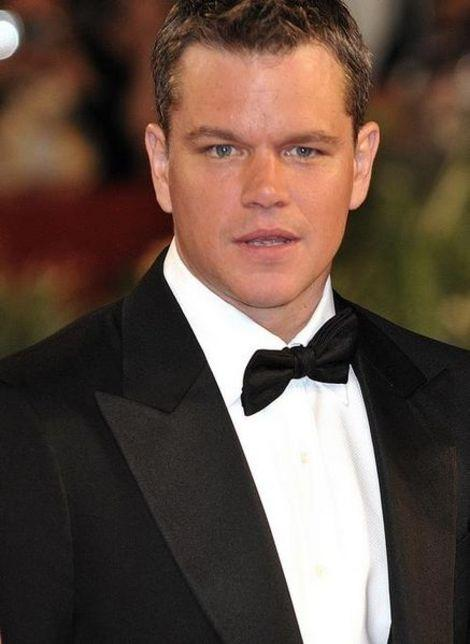 "Matt Damon stars in ""The Adjustment Bureau"""
