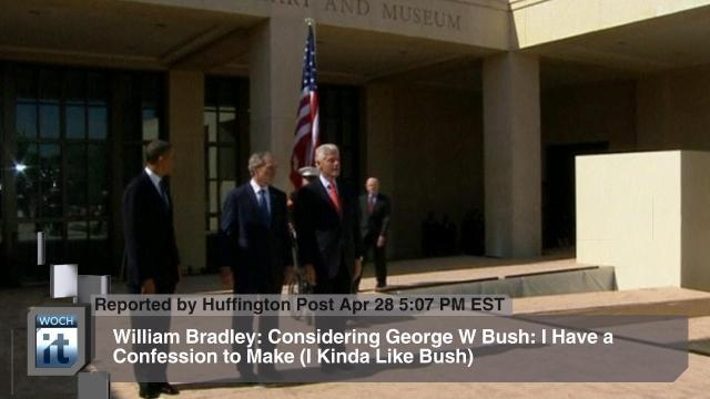 Politics News - George W. Bush, Boston, Saddam Hussein