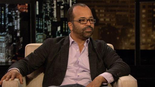 Jeffrey Wright Pulls Prank On J.Law