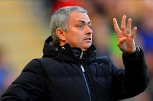 Mourinho plays down Chelsea title hopes after 'fantastic' win