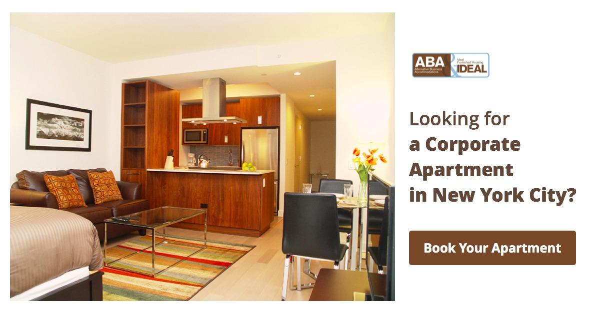 Short Term Furnished Apartments In New York City