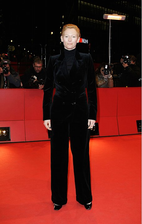 59th Annual Berlin Film Festival 2009 Tilda Swinton