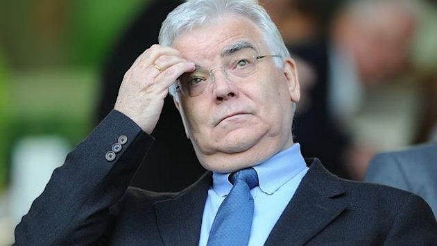 2010 Everton chairman Bill Kenwright