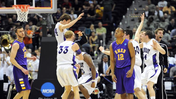 NCAA Basketball: Division III National Championship-UMHB vs Amherst