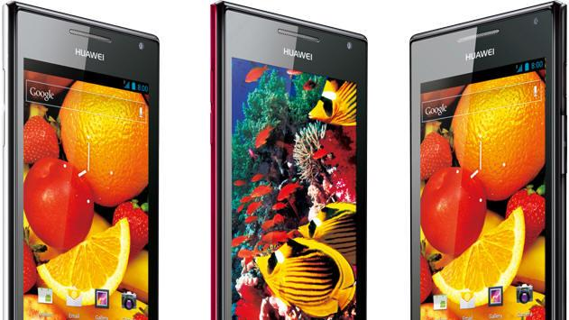 Huawei announces global availability of the Ascend P1 smartphone