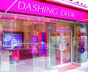 Dashing Diva salons offer special discounted mani/pedis for girls
