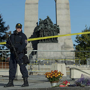 Canada on Edge After Parliament Hill Shootings