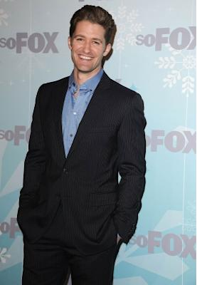 Matthew Morrison attends the 2011 Fox All-Star Party at Villa Sorriso on January 11, 2011 in Pasadena, Calif. -- WireImage