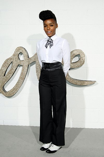 At the opening of Chloe's LA Boutique in 2009