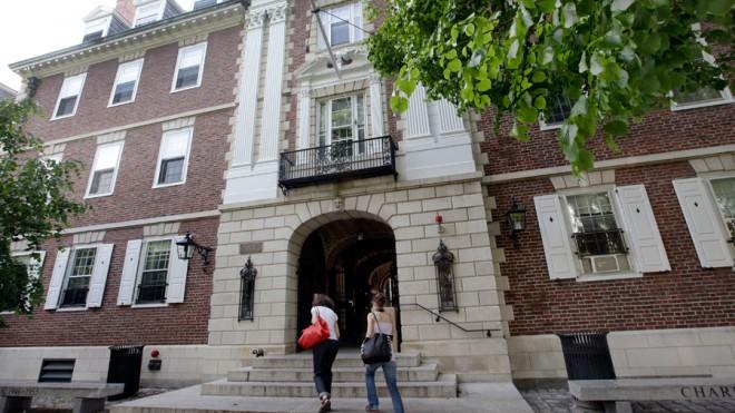 Harvard's freshman class is not exactly a paragon of high ethical standards.