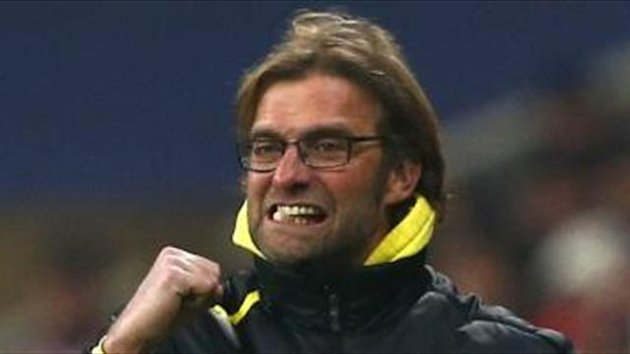 Klopp: Mou trip is useless
