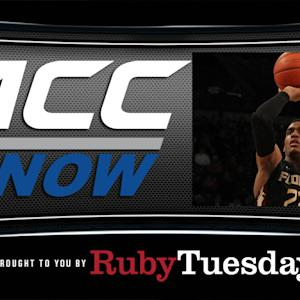 Xavier Rathan-Mayes Has One of Top ACC Freshman Performances | ACC Now