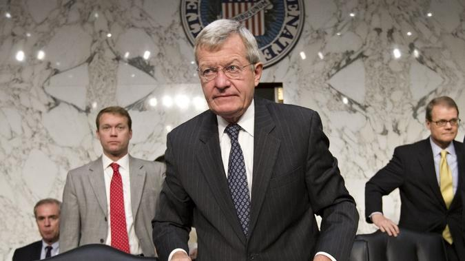 Baucus Will Be Nominated as the Next Ambassador to China