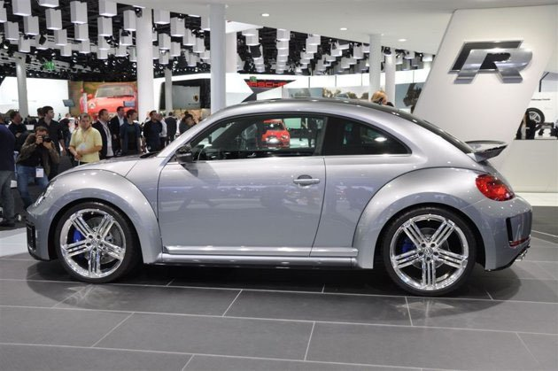Waw .. Konsep sporty mobil VW Beetle | Absoluterevo's Blog