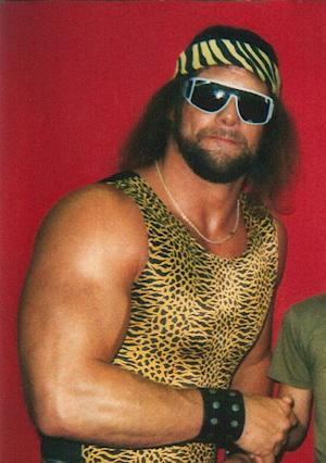Randy Savage suffered a heart attack.