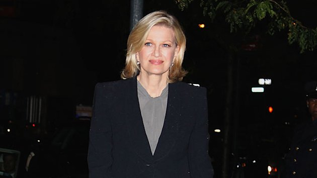 ABC Denies Diane Sawyer's Possible Retirement