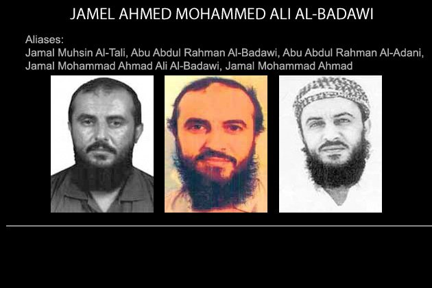 Top 10 terrorists on FBI most wanted list
