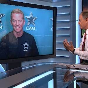 'Coaches Show': Dallas Cowboys head coach Jason Garrett on comeback win vs. the St. Louis Rams