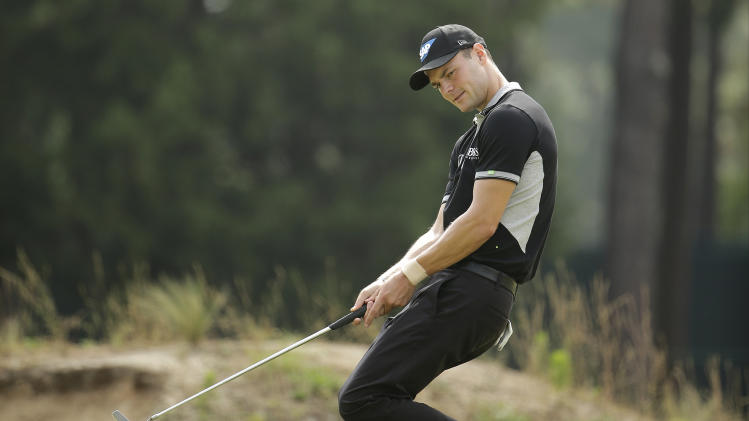 Kaymer and everyone else at the US Open