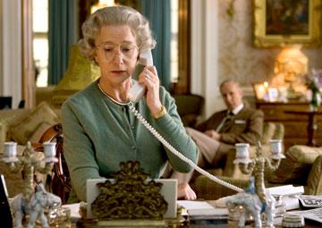 Helen Mirren in Miramax Films' The Queen