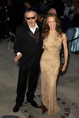 Dennis Hopper and wife Vanity Fair Party Hollywood, CA 3/24/2002