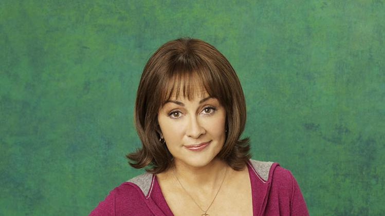 "Patricia Heaton stars as Frankie in ""The Middle."""