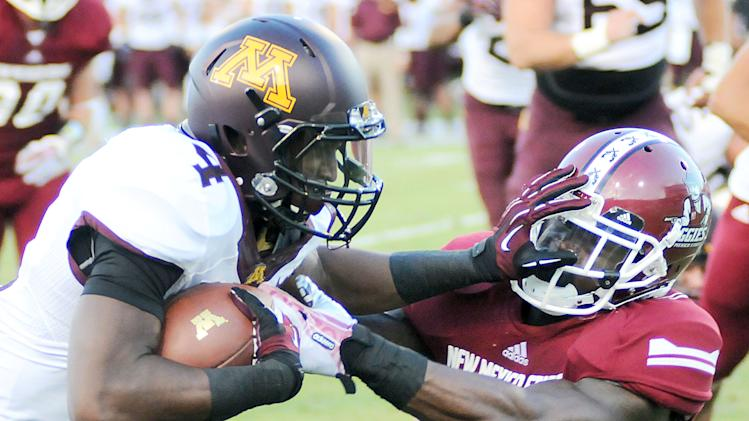 Gophers still trying to get passing game going