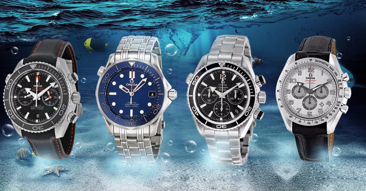 Cheap Omega Watches -  Save Up To 70%