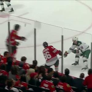 Teravainen gives Hawks back lead in 2nd period