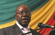 Zimbabwean Finance  Minister Tendai Biti. Picture: SUNDAY TIMES