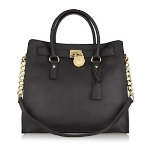  Hamilton Large Textured Leather Tote, &#xa3;320, by Michael Michael Kors: What To Wear: Office