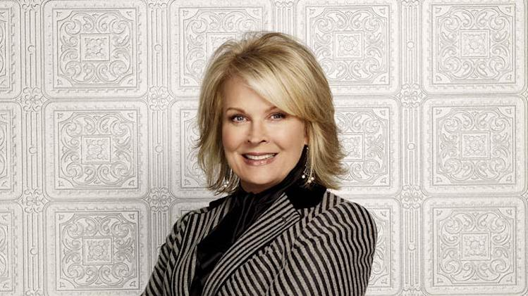Candice Bergen stars as Shirley Schmidt in Boston Legal.