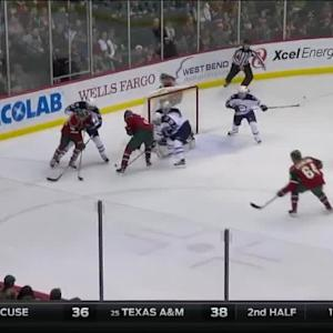 Winnipeg Jets at Minnesota Wild - 11/27/2015