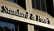 Standard &amp; Poor's Sign: Credit AP
