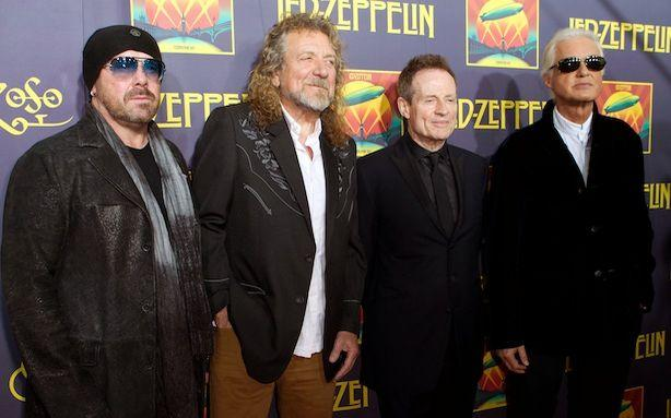 An Awkward Encounter with Led Zeppelin