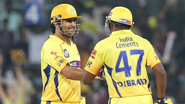 IPL - Chennai Super Kings captain MS Dhoni (AFP)