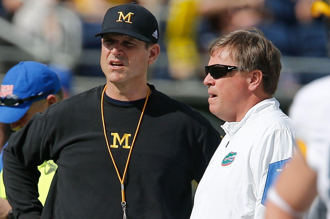 The SEC is trying to block Michigan's planned spring break practices in Florida