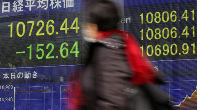 Asia stocks rise on signs of improving US economy