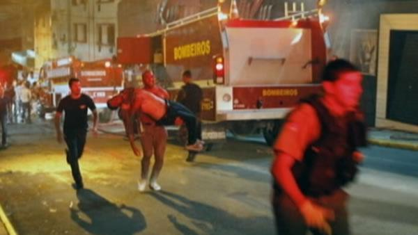 Death toll more than 230 in Brazil club fire